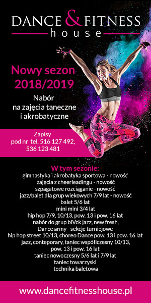 dance fitness house